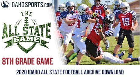 2020 8th Grade All-State Football (Idaho)