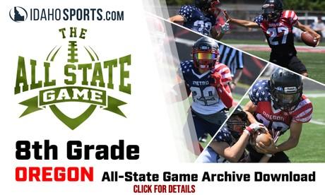 2020 OREGON 8th Grade All-State Football