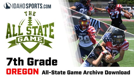 2020 OREGON 7th Grade All-State Football