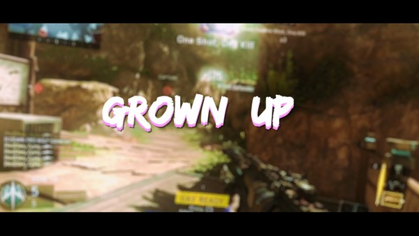 Grown up. (ft. Obey Zyvoy) PROJECT FILE