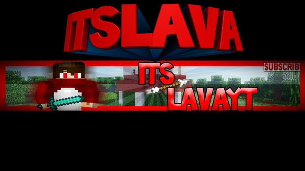 Youtube/Minecraft Banner