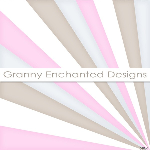 Ellie Paper Pack 12 Digital Papers In Gray Pink An