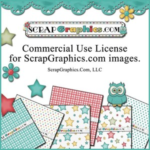 ScrapGraphics.Com Commercial Use License