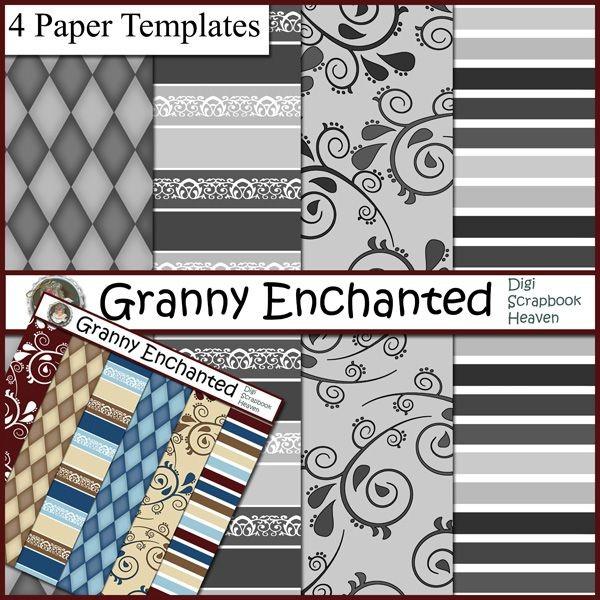 Belish Paper Templates