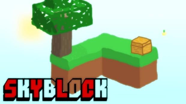 Pre-Made Minecraft Skyblock Server
