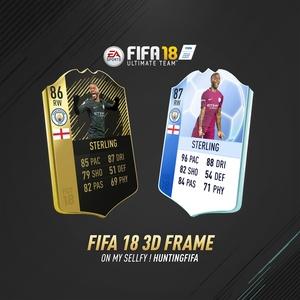 FIFA 18 FRAME + SPECIAL TOTS FRAME