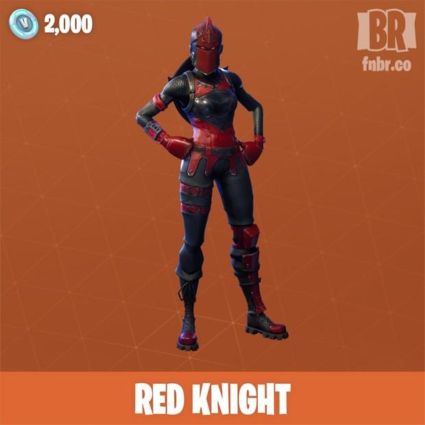 - fortnite account knight