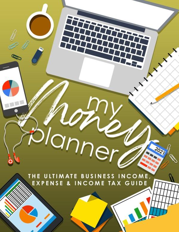 My Money Planner 2021 - Hard Copy