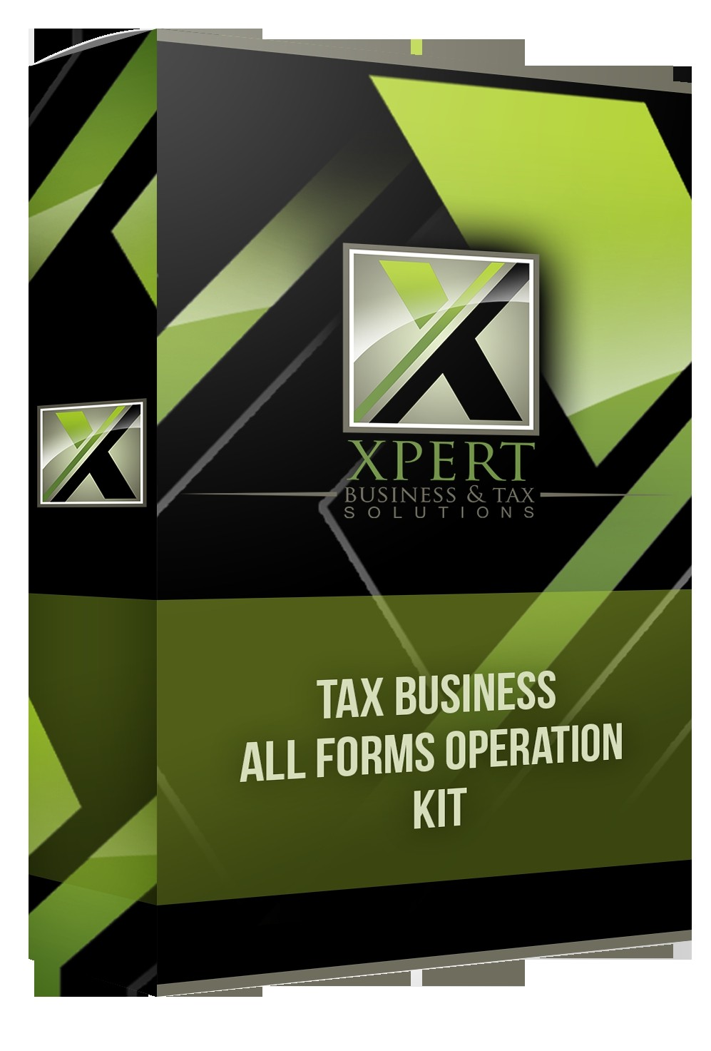 Tax Business All Forms Operation Kit