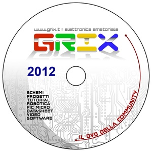 Grix dvd 2012