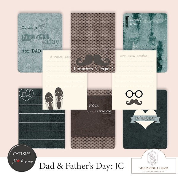 Dad & Father's day Cartes