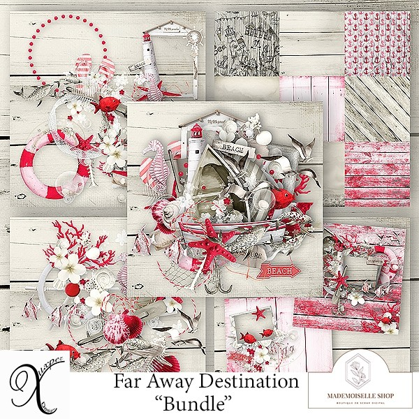 Bundle Far away destination