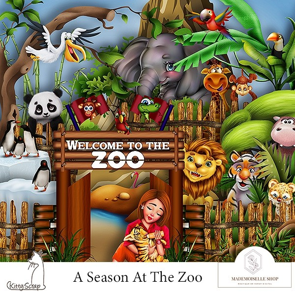 A season at the zoo
