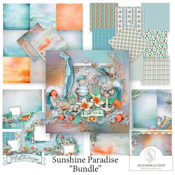 Bundle Sunshine paradise