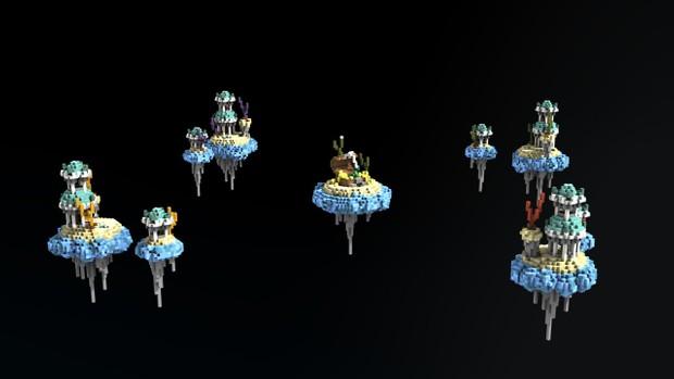 Bedwars Map - Atlantis | Minecraft