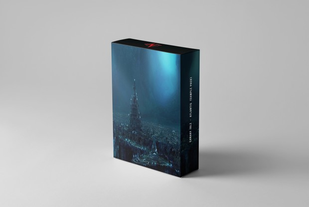 Atlantis : Sample Pack (Instant Digital Download)
