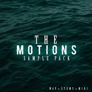 The Motions : Sample Pack (Instant Digital Download)