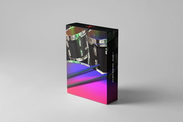 CJ's MIDI Drum Pack : Volume 7 (Instant Digital Download)