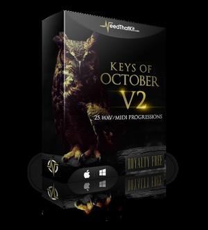 Keys of October : Volume 2 (Instant Digital Download)