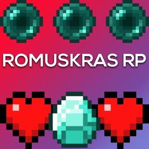 ROMUSKRAS Resource pack for minecraft