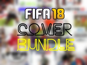 FIFA 18 MEGA COVER PACK