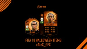 FIFA 18 HALLOWEEN ITEMS