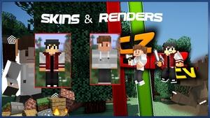 Minecraft Skins & Renders