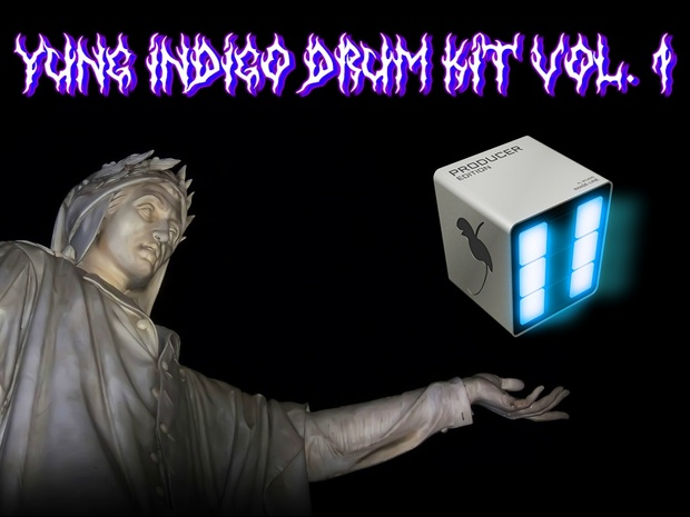 YUNG INDIGO DRUM KIT VOL. 1
