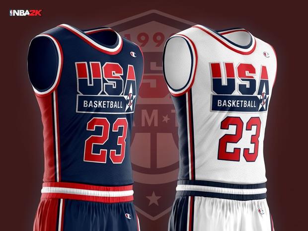 Jersey Dream Dream Jersey 1992 Team Jersey Team Team 1992 1992 Dream