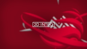 2D Intro Overlay