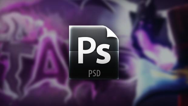 StealingStats Banner PSD File