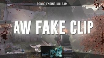 5 Advanced Warfare Faked Clips