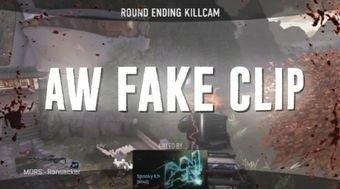 2 Advanced Warfare Faked Clips