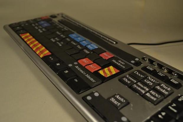 Keyboard Overlays