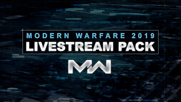 COD: Modern Warfare | Livestream Pack