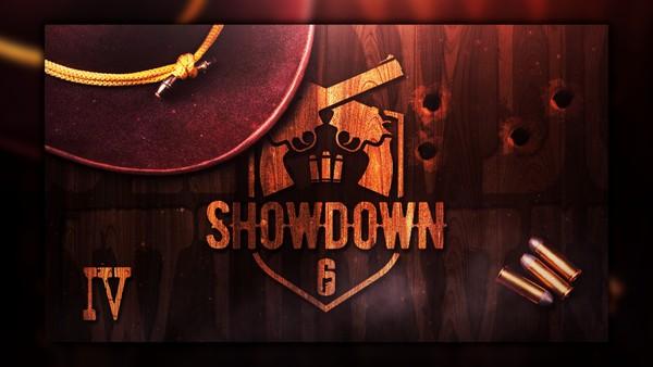 Rainbow Six: Siege Showdown | Thumbnail Template