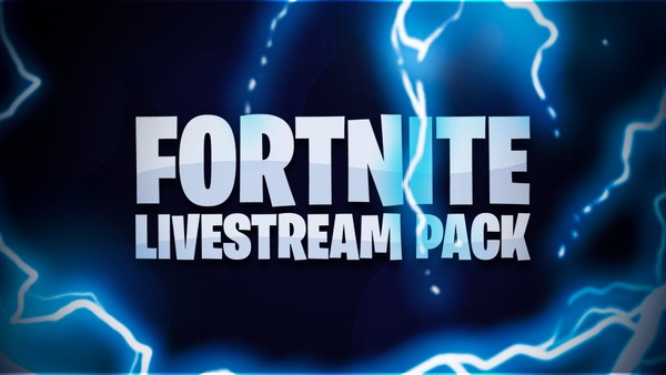 Fortnite | Livestream Pack