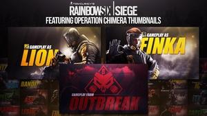 Rainbow Six: Siege | Thumbnail Template