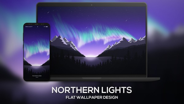 """Northern Lights"" 