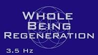 Whole Being Regeneration - Full Body Healing - 3.4 Hz + 7.83 Hz - Binaural Beats - Meditation Music