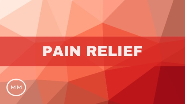 Pain Relief - 174 Hz - Relieve Back Pain, Arthritis, Headaches - Solfeggio Healing Music