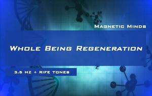 Whole Being Regeneration - Full Body Healing + Detoxification - Meditation Music - Binaural Beats