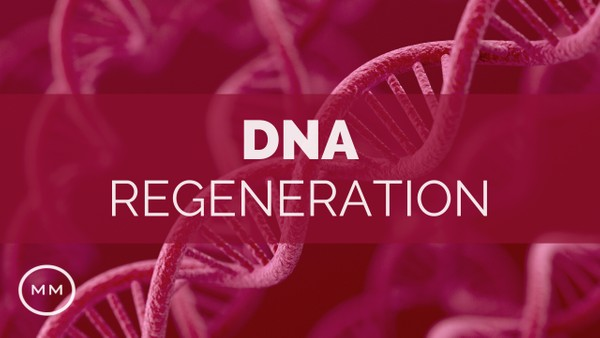 DNA Regeneration - 528 Hz - Repair DNA / RNA / Cellular Structure - Binaural Beats Meditation
