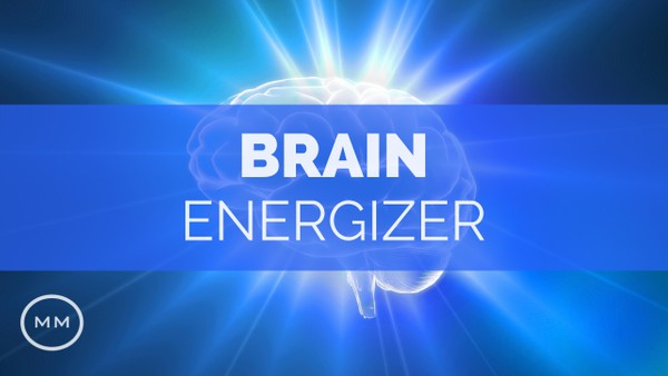 Brain Energizer (v.2) - Gamma Waves for Focus, Concentration, Memory - Binaural Beats - Focus Music