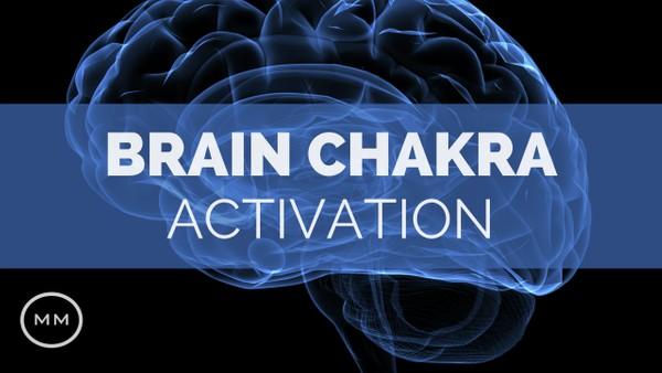 Brain Chakra Activation - 432 Hz + 288 Hz - Crown Chakra / Third Eye Activation - Binaural Beats