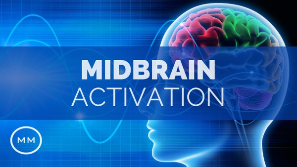 Midbrain Activation - Activate the Pineal Gland / Third Eye - Meditation Music - Binaural Beats