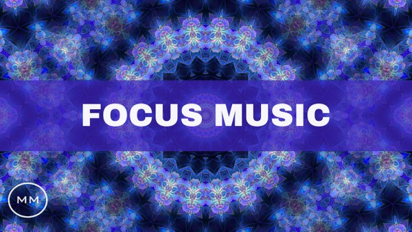 Quantum Focus (v.8) - Music for Concentration & Memory - Beta Waves - Isochronic Tones