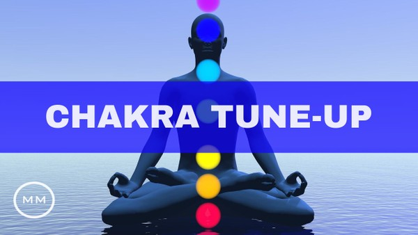 Chakra Tune Up (v.2) - Balance and Heal All 7 Chakras (Root to Crown) - Meditation Music