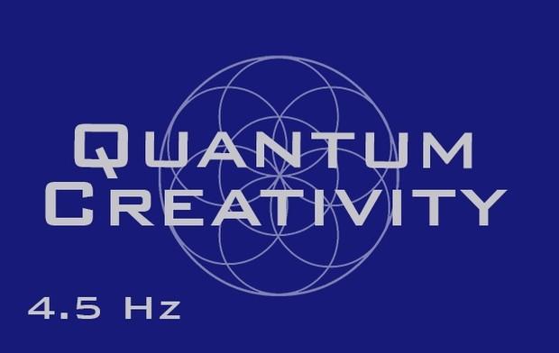 Quantum Creativity - Increased Creativity / Imagination - Theta Binaural Beats - Focus Music