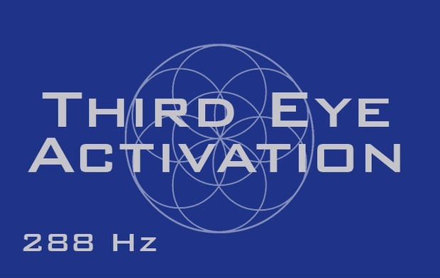 Third Eye Activation / Awakening Meditation Music - 288 Hz Binaural